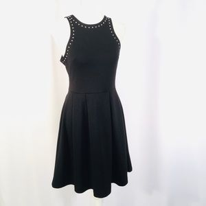 MOSSIMO | Skater Dress w/ Silver Stud Detail - XS